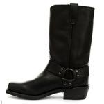 Calf Length Harness Boots