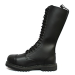 20 Eyelet Derby Boot with Steel Toe