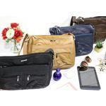 Lorenz Black Handbag With Adjustable Straps