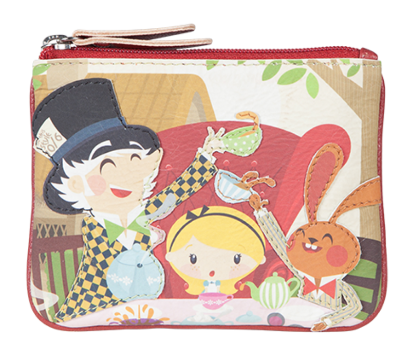 Mala Alice in Wonderland Coin Purse
