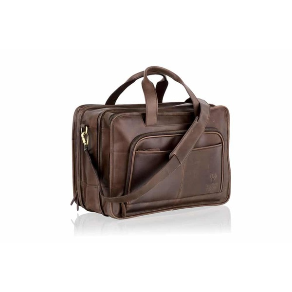 Square br3103 mens messenger bag brown 019 1