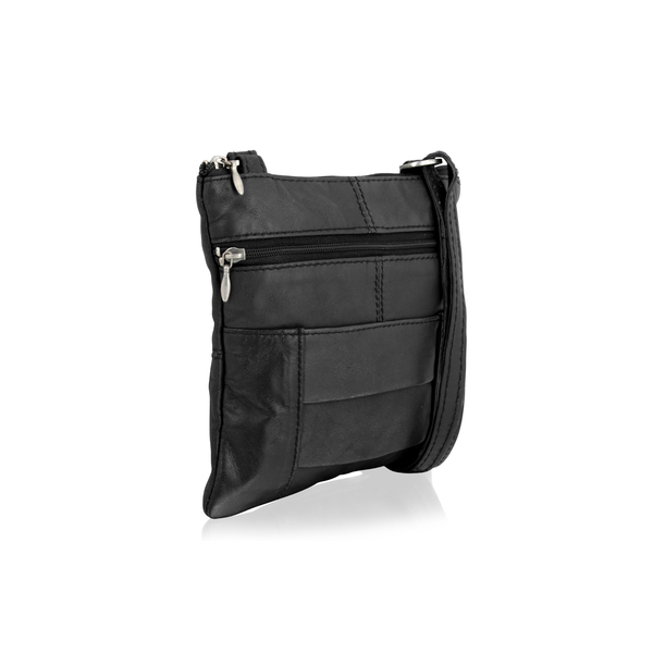 Square br1946 ladies crossbody bag black 01 5