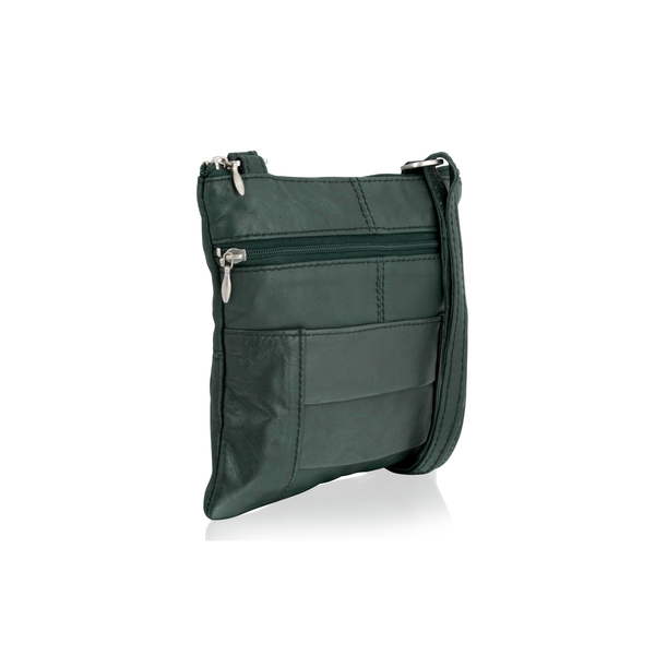 Square br1946 ladies crossbody bag green 01 5