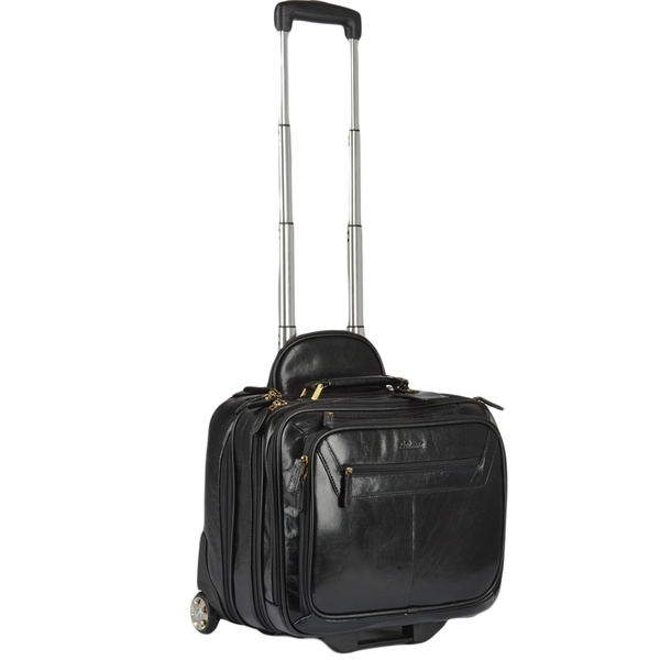 Square ashwood quad section business weekend trolley black ari 89151 p127 458 image