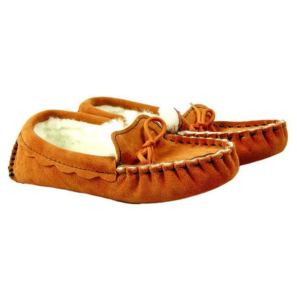 Square sheepskin moccasin 5 2048x2048