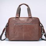 Hautton Leather Medium Holdall