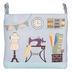 Mala Sewing Room Cross Body Bag