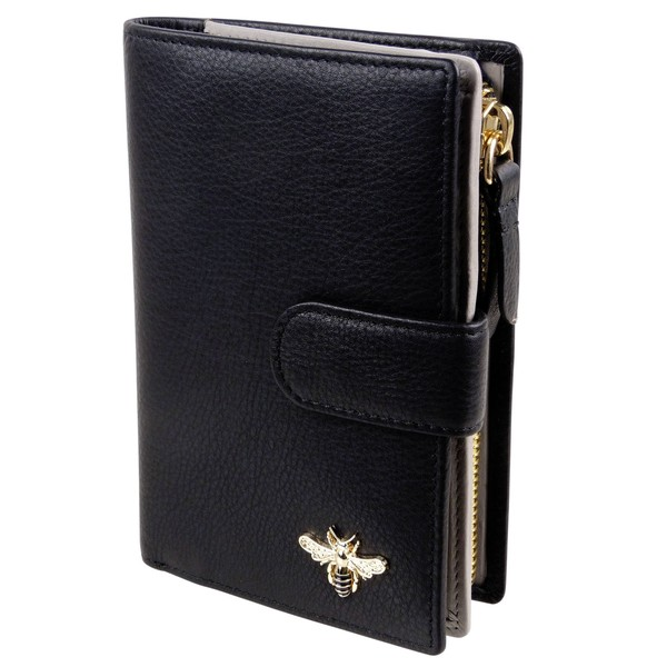 Square mala mason tab purse