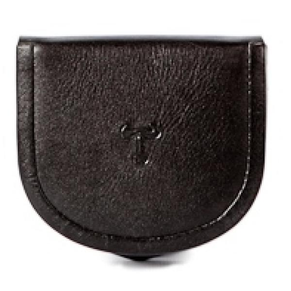 Square mala toro tray purse black