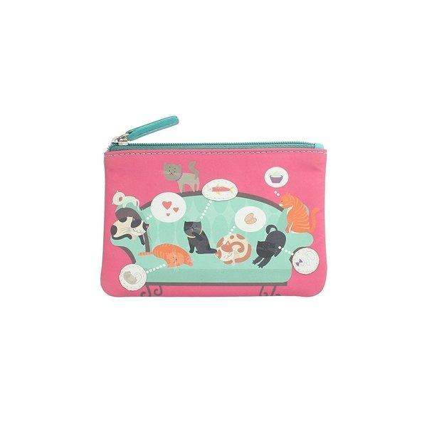 Square mala cat purse
