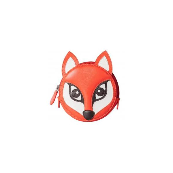 Square fox round coin purse   copy