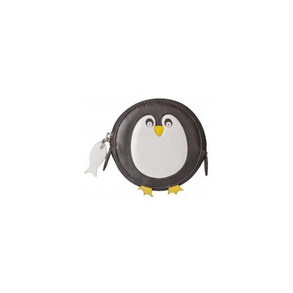 Square penguin round coin purse   copy