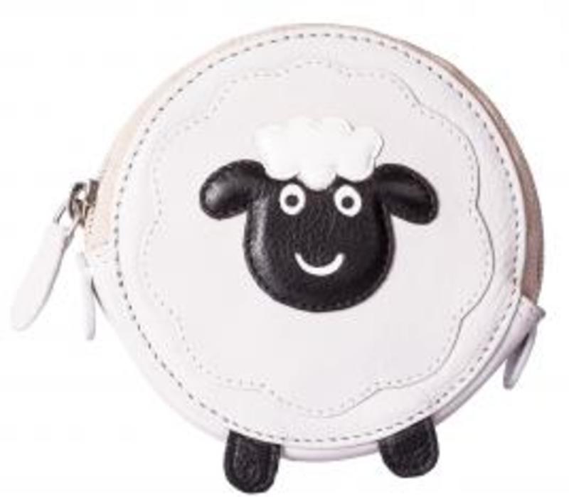 Mala Sheep Round Coin Purse