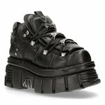 Tower Shoe Metallic