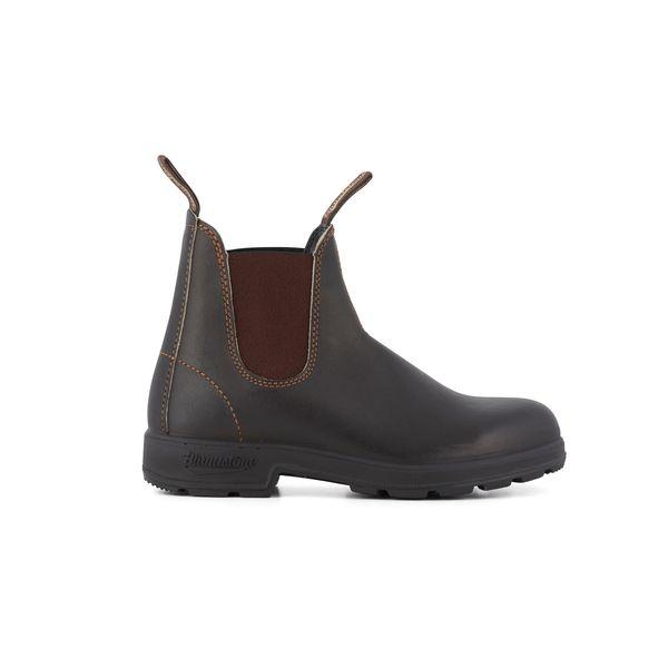 Square blundstone 500 050 classic boot  brown 1