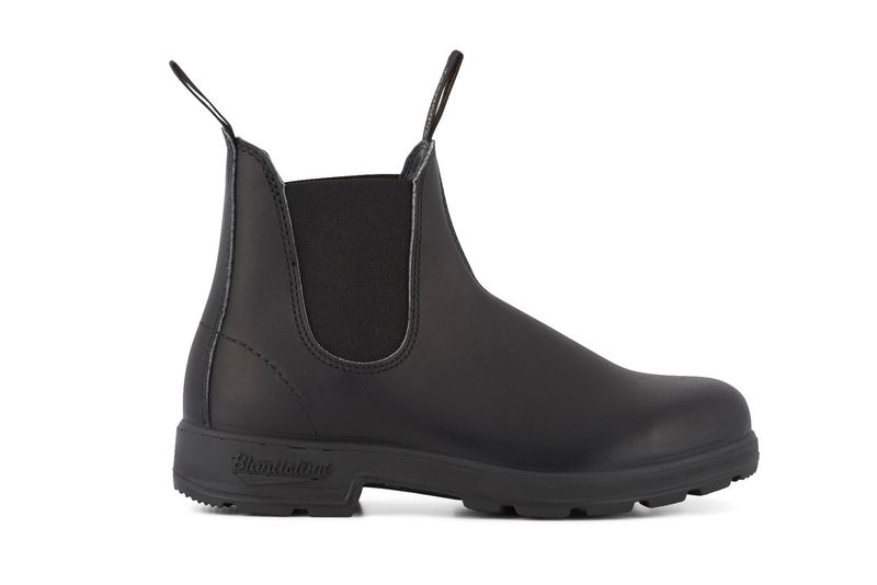Blundstone Classic Black Leather Chelsea Boots