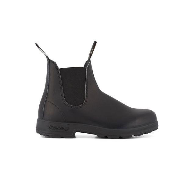 Square blundstone 510 050 classic boot black 1