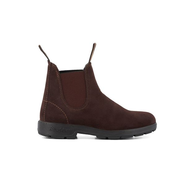 Square blundstone 1458 050 suede brown 1