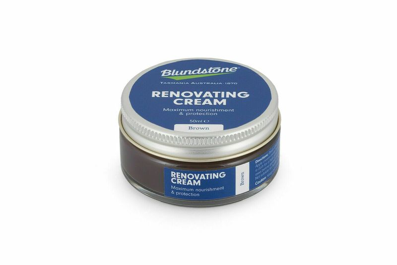 Blundstone Renovating Cream for Brown Leather