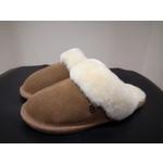 Ladies Chestnut Just Sheepskin Slippers