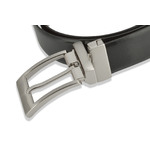 Men's Classic Black/Tan Reversible Belt