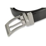 Men's Classic Black/Tan Reversible Belt